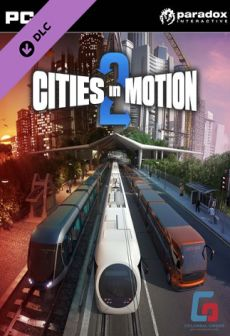 free steam game Cities in Motion 2 - Wending Waterbuses