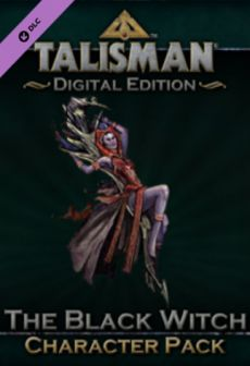 Talisman: Digital Edition - Black Witch Character Pack