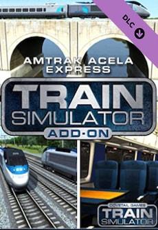 Train Simulator: Amtrak Acela Express EMU