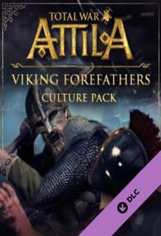 free steam game Total War: ATTILA - Viking Forefathers Culture Pack
