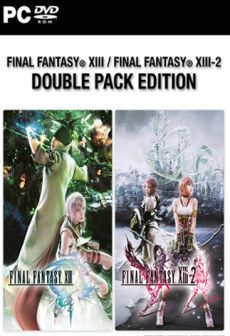 free steam game FINAL FANTASY XIII & XIII-2 BUNDLE