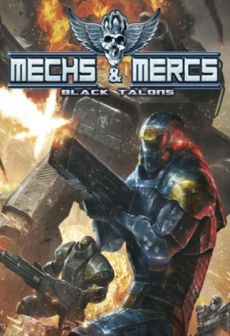 free steam game Mechs & Mercs: Black Talons