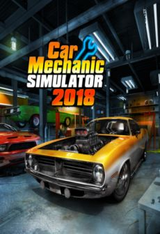 free steam game Car Mechanic Simulator 2018