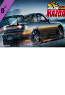 Car Mechanic Simulator 2018 - Mazda