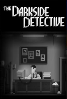 free steam game The Darkside Detective