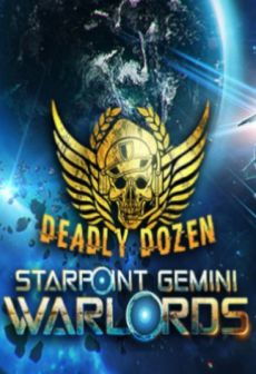 Starpoint Gemini Warlords: Deadly Dozen Steam PC Key