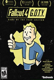free steam game Fallout 4: Game of the Year Edition