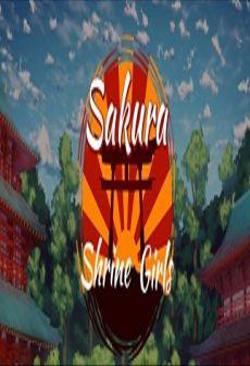 free steam game Sakura Shrine Girls