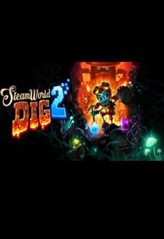 free steam game SteamWorld Dig 2