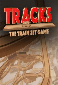 free steam game Tracks - The Train Set Game