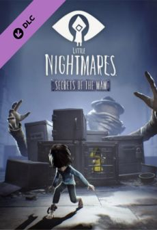free steam game Little Nightmares - Secrets of The Maw PC