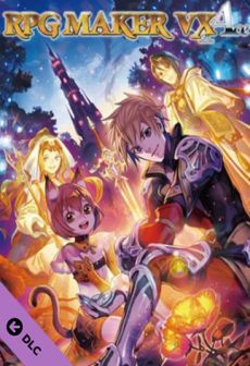 RPG Maker VX Ace - High Fantasy: The Deep DLC PC
