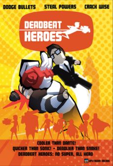 free steam game Deadbeat Heroes
