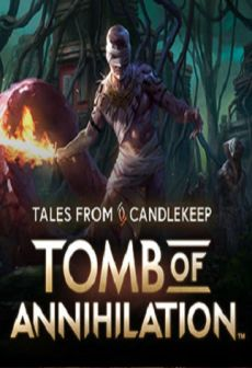 free steam game Tales from Candlekeep: Tomb of Annihilation
