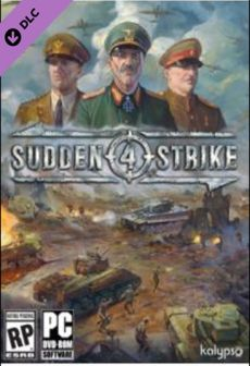 Sudden Strike 4 - Road to Dunkirk PC