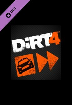 free steam game DiRT 4 - Team Booster Pack DLC