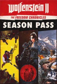 Wolfenstein II: The Freedom Chronicles - Season Pass PC