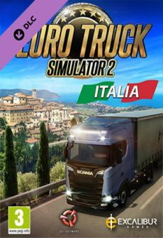 Euro Truck Simulator 2 - Italia Steam PC Key