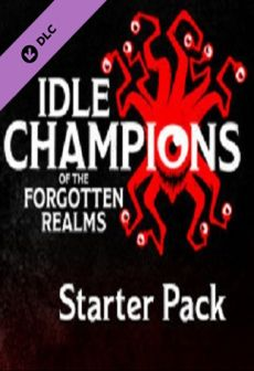 free steam game Idle Champions of the Forgotten Realms - Starter Pack