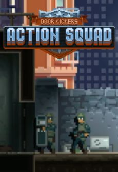 free steam game Door Kickers: Action Squad