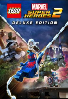 free steam game LEGO Marvel Super Heroes 2 Deluxe Edition