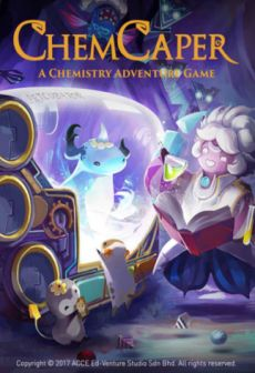 free steam game ChemCaper Act I - Petticles in Peril