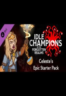 free steam game Idle Champions of the Forgotten Realms - Celeste's Starter Pack