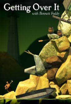 free steam game Getting Over It with Bennett Foddy