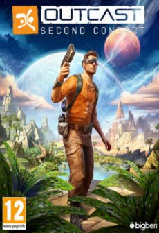 free steam game Outcast - Second Contact