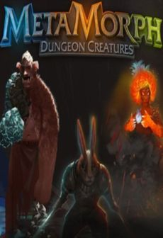 free steam game MetaMorph: Dungeon Creatures