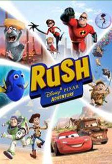 Rush: A DisneyPixar Adventure PC