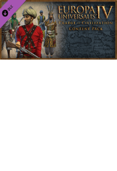Content Pack - Europa Universalis IV: Cradle of Civilization DLC PC