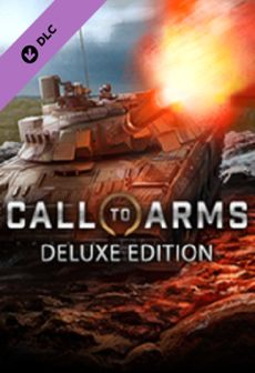 Call to Arms - Deluxe Edition upgrade PC