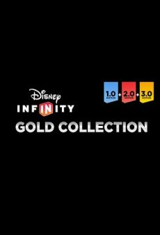 Disney Infinity Gold Collection