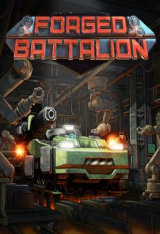 free steam game Forged Battalion