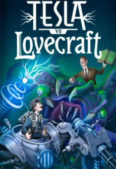 free steam game Tesla vs Lovecraft