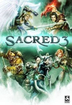 free steam game Sacred 3 Gold