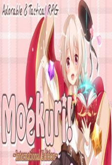 free steam game Moekuri: Adorable + Tactical SRPG