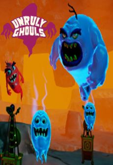 free steam game Unruly Ghouls