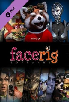 FaceRig Warriors