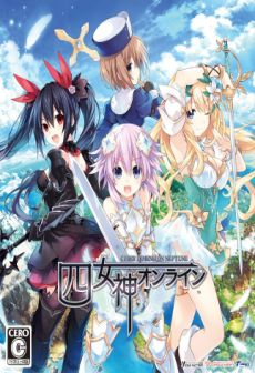 free steam game Cyberdimension Neptunia: 4 Goddesses Online
