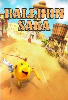 free steam game BALLOON Saga