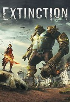 free steam game Extinction Deluxe Edition