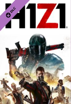 H1Z1: Gold LIMITED EDITION Battle Royale Pack