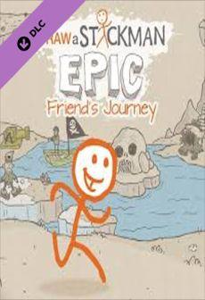 Draw a Stickman: EPIC - Friend's Journey