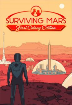 Surviving Mars: First Colony Edition