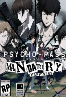 PSYCHO-PASS: Mandatory Happiness Digital Alpha Edition