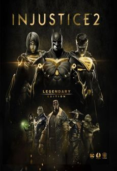 free steam game Injustice 2 Legendary Edition