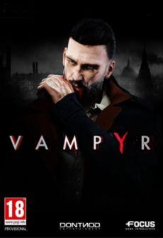 free steam game Vampyr