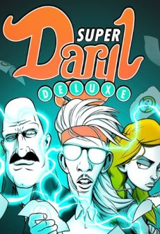 free steam game Super Daryl Deluxe